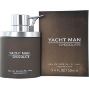 Men - YACHT MAN CHOCOLATE EDT SPRAY 3.4 OZ