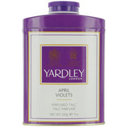 Women - YARDLEY APRIL VIOLETS TIN TALC 7 OZ