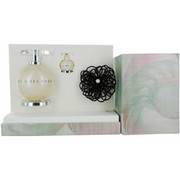 Women - J DEL POZO IN WHITE EDT SPRAY 3.4 OZ & EDT .15 OZ MINI & BROOCH