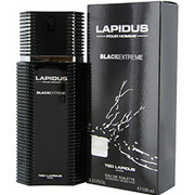 Men - LAPIDUS POUR HOMME BLACK EXTREME EDT SPRAY 3.4 OZ