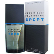 Issey Miyake - L'EAU D'ISSEY POUR HOMME SPORT EDT SPRAY 6.7 OZ