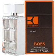 Men - BOSS ORANGE MAN EDT SPRAY 2 OZ