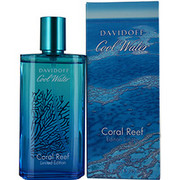 Men - COOL WATER CORAL REEF EDT SPRAY 4.2 OZ (LIMITED EDITION)