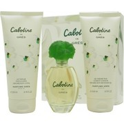 Women - CABOTINE EDT SPRAY 3.4 OZ & BODY LOTION 6.7 OZ & SHOWER GEL 6.7 OZ