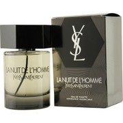 Men - LA NUIT DE L'HOMME YVES SAINT LAURENT EDT SPRAY 2 OZ