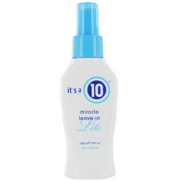 It's A 10 Women Its A 10 Miracle Leave In Lite Product 4 Oz
