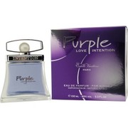 Women - LOVE INTENTION PURPLE EAU DE PARFUM SPRAY 3.3 OZ
