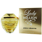 Women - PACO RABANNE LADY MILLION EDT SPRAY 2.7 OZ