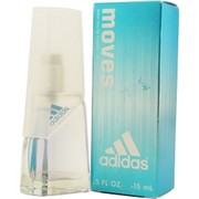 Women - ADIDAS MOVES EDT SPRAY .5 OZ
