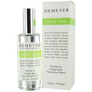 Women - DEMETER GIN & TONIC COLOGNE SPRAY 4 OZ