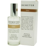 Women - DEMETER DIRT COLOGNE SPRAY 4 OZ