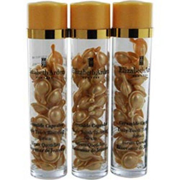 elizabeth arden ceramide daily youth restoring serum capsules  90caps