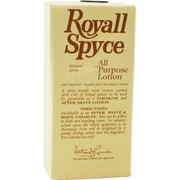 Men - ROYALL SPYCE AFTERSHAVE LOTION COLOGNE SPRAY 4 OZ