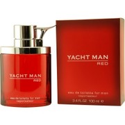 Men - YACHT MAN RED EDT SPRAY 3.4 OZ