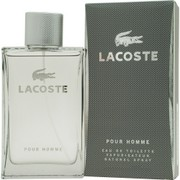 Men - LACOSTE POUR HOMME EDT SPRAY 1.6 OZ