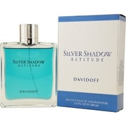 Men - SILVER SHADOW ALTITUDE EDT SPRAY 3.4 OZ