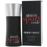 Men - ARMANI CODE SPORT EDT SPRAY 1.7 OZ
