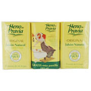 Women - HENO DE PRAVIA SET OF 2 SOAPS PLUS 1 FREE AND EACH IS 4 OZ