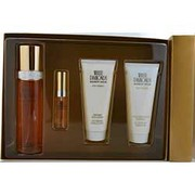 Women - WHITE DIAMONDS EDT SPRAY 3.3 OZ & BODY LOTION 3.3 OZ & BODY WASH 3.3 OZ & EDT SPRAY .33 OZ MINI