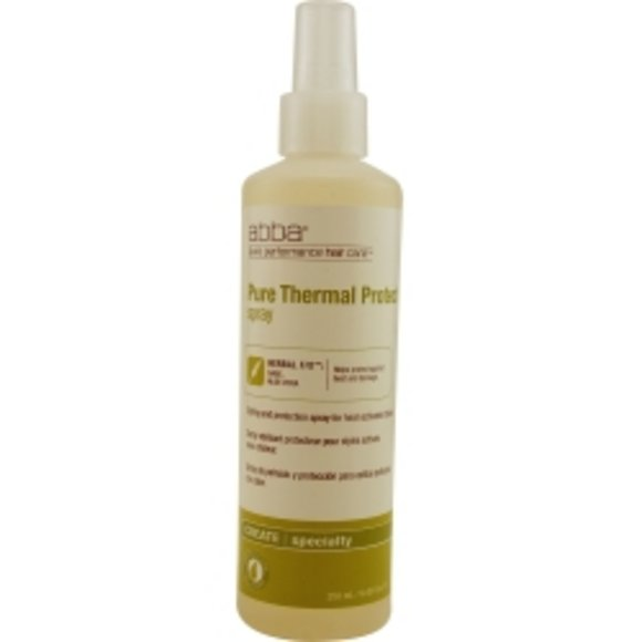 Abba Pure & Natural Hair Care Women Abba Pure Thermal Protect Spray 8
