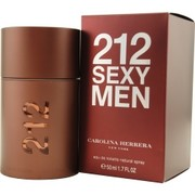 Men - 212 SEXY EDT SPRAY 1.7 OZ