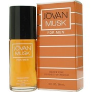 Men - JOVAN MUSK COLOGNE SPRAY 3 OZ