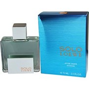 Men - SOLO LOEWE INTENSE AFTERSHAVE 2.5 OZ