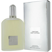 Men - TOM FORD GREY VETIVER EAU DE PARFUM SPRAY 3.4 OZ