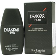 Men - DRAKKAR NOIR EDT SPRAY 3.4 OZ