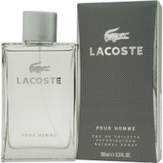 Men - LACOSTE POUR HOMME EDT SPRAY 3.4 OZ