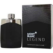 Men - MONT BLANC LEGEND EDT SPRAY 5 OZ