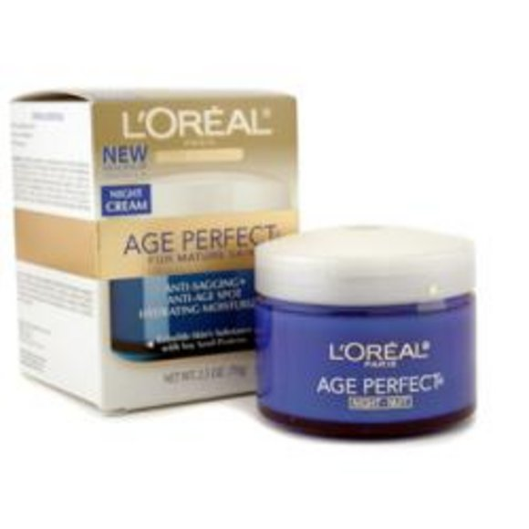 L'oreal Women L'oreal Skin Expertise Age Perfect Night Cream ( For