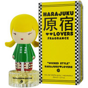Women - HARAJUKU LOVERS WICKED STYLE G EDT SPRAY 1 OZ