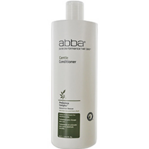 Abba Pure & Natural Hair Care Women Abba Gentle Conditioner 33.8 Oz