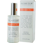 Women - DEMETER GRAPEFRUIT TEA COLOGNE SPRAY 4 OZ