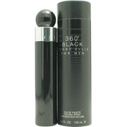 Men - PERRY ELLIS 360 BLACK EDT SPRAY 3.4 OZ