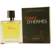 Men - TERRE D'HERMES PARFUM SPRAY 2.5 OZ