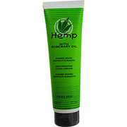 Women - PERLIER Hemp with Rosemary Oil Hand Cream--5oz