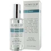 Women - DEMETER SNOW COLOGNE SPRAY 4 OZ