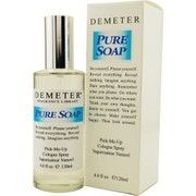 Women - DEMETER PURE SOAP COLOGNE SPRAY 4 OZ