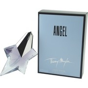 Women - ANGEL EAU DE PARFUM SPRAY REFILLABLE 1.7 OZ & LEATHER BRACELET