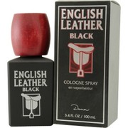 Men - ENGLISH LEATHER BLACK COLOGNE SPRAY 3.4 OZ
