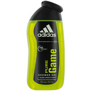 Men - ADIDAS PURE GAME SHOWER GEL 8.4 OZ (DEVELOPED WITH THE ATHLETES)