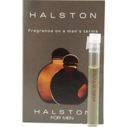 Men - HALSTON 1-12 VIAL ON CARD