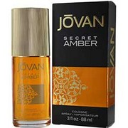 Women - JOVAN SECRET AMBER COLOGNE SPRAY 3 OZ
