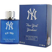 Men - NEW YORK YANKEES EDT SPRAY 3.4 OZ