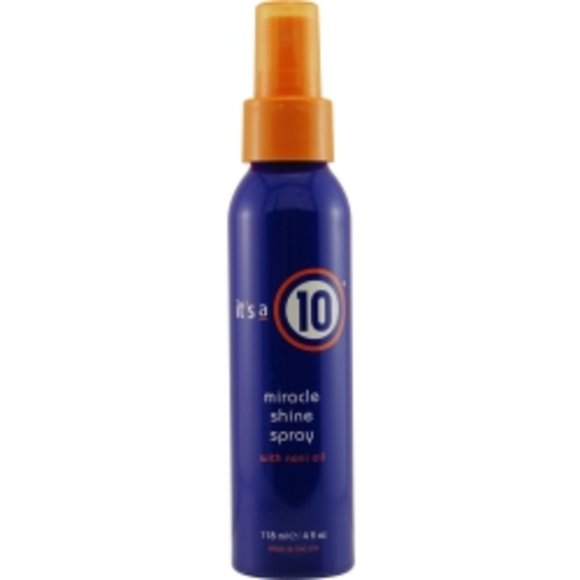 It's A 10 Women Its A 10 Miracle Shine Spray With Noni Oil 4 Oz