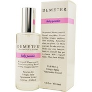 Women - DEMETER BABY POWDER COLOGNE SPRAY 4 OZ