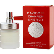 Men - DAVIDOFF CHAMPION ENERGY EDT SPRAY 1 OZ