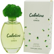 Women - CABOTINE EAU DE PARFUM SPRAY 3.4 OZ